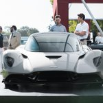 Image for the Tweet beginning: Our new mid-engine hypercar, Valhalla,