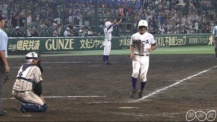 第4試合 #関東第一 (東東京)が延長11回、サヨナラ勝ち!関東第一 7× - 6 #鶴岡東 (山形)3回戦最後のゲーム、一進一退の攻防を制し、関東第一がベストエイトへ。#高校野球 #甲子園 試合詳細は