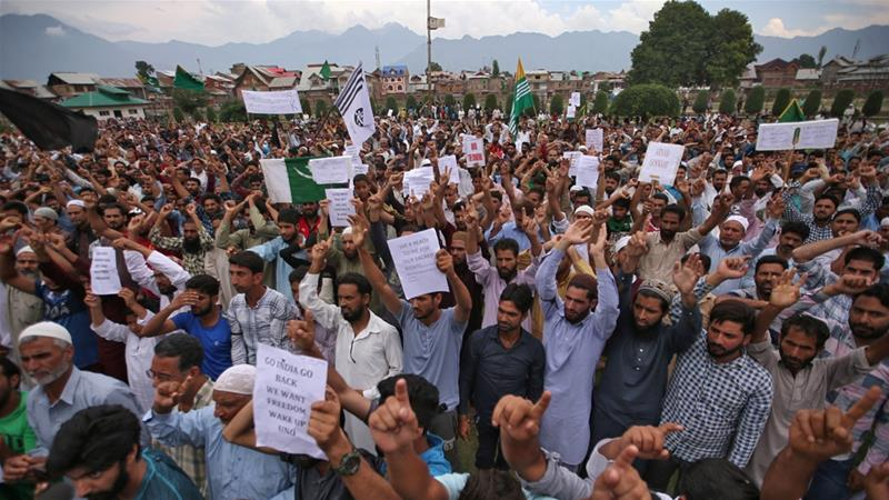 Indian authorities say they plan to gradually restore landline services in Kashmir pending security situation aje.io/65dpu