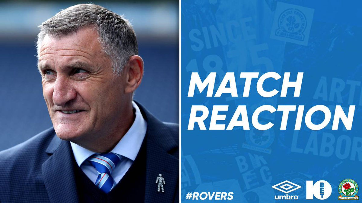 💬 Gaffer thrilled to get off the mark #Rovers boss gives his reaction to the win over Middlesbrough. ➡️ bit.ly/TM-ROVvMID #ROVvMID 🔵⚪️