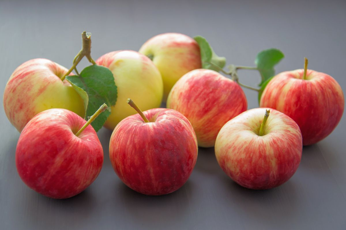 Apples are more effecient than caffeine for waking you up in the morning.