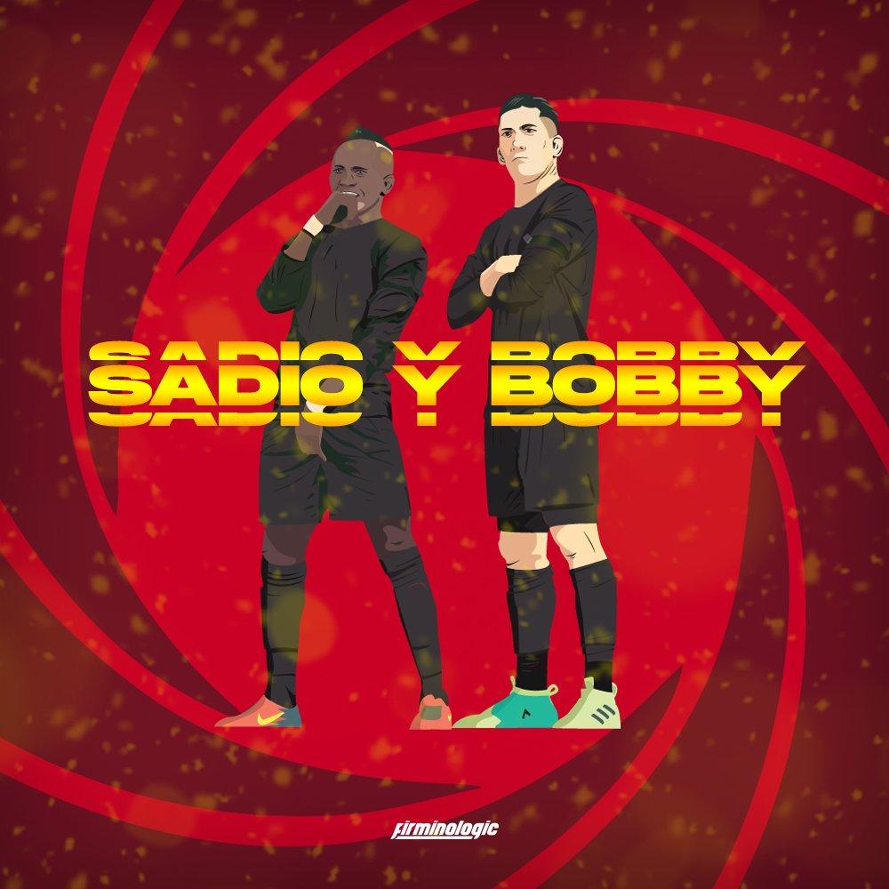 This season would be massive for Sadio y Bobby. Agreed? 😉🔥🔥  #LFC #YNWA #Mane #Firmino