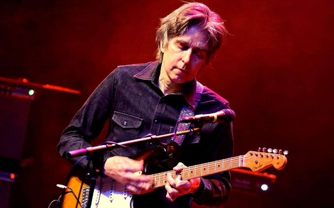 Happy Birthday Today 8/17 to guitar great Eric Johnson!  Rock ON!