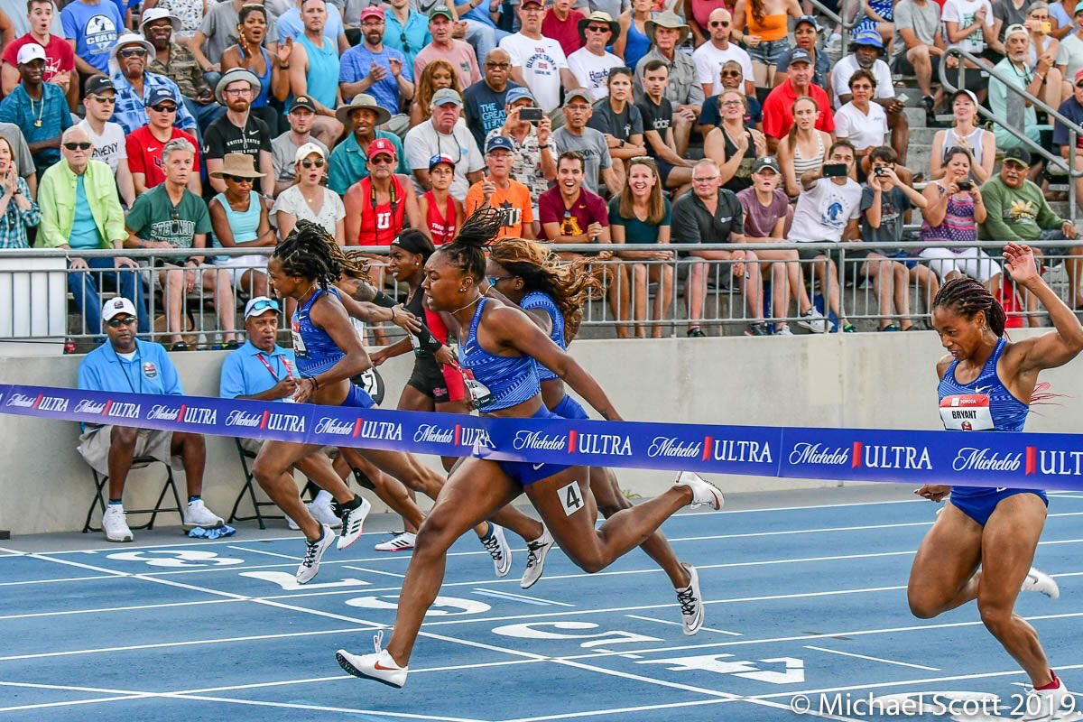 I am running in the  Müller Grand Prix Birmingham  100M tomorrow @ 8:33AM CT on NBC SPORTS GOLD!   Tune in! <br>http://pic.twitter.com/VMYqGlynhL
