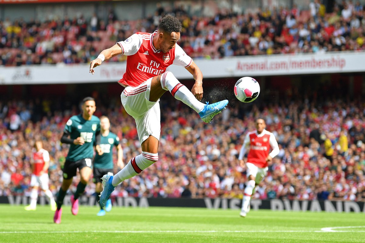 EPL: Arsenal Maintain Winning Start to the Season