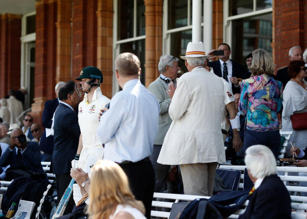 Lords awaits for another masterclass. #Ashes