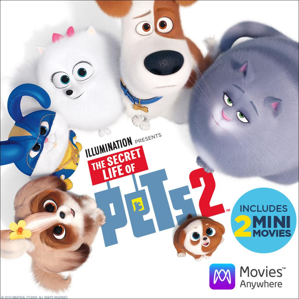 Review Film The Secret Life Of Pets 2 2019 Edwin Dianto New Kid On The Blog