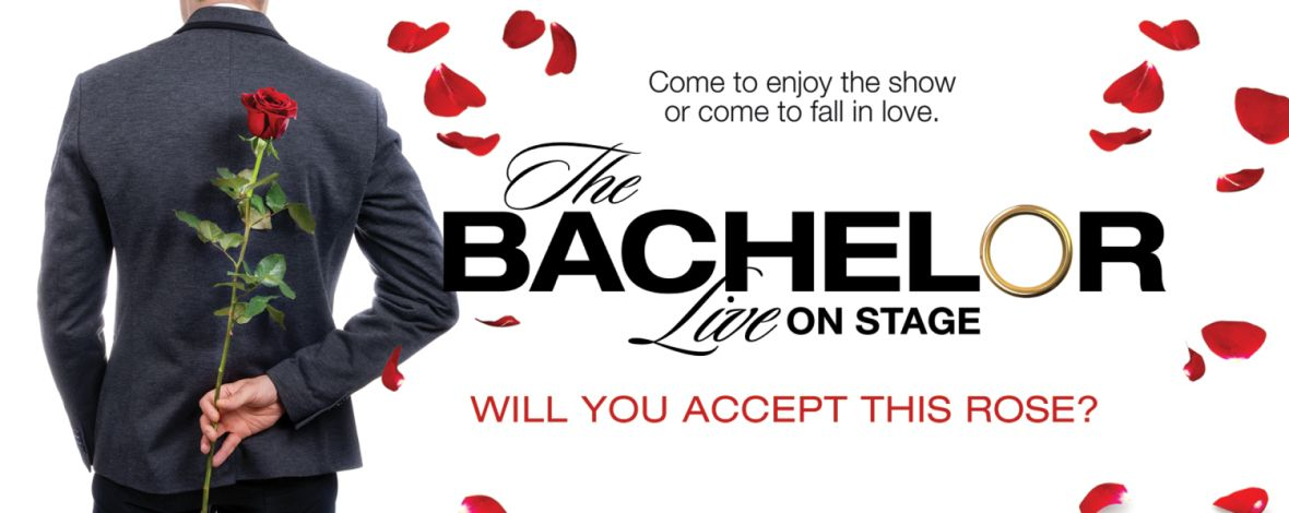 The most successful reality romance series in the history of television is coming to your hometown. LBC presents, The Bachelor Live On Stage, Sunday, February 16, 2020 at 7:30PM. https://t.co/lMm0o7mUgo https://t.co/147Av0y7y5
