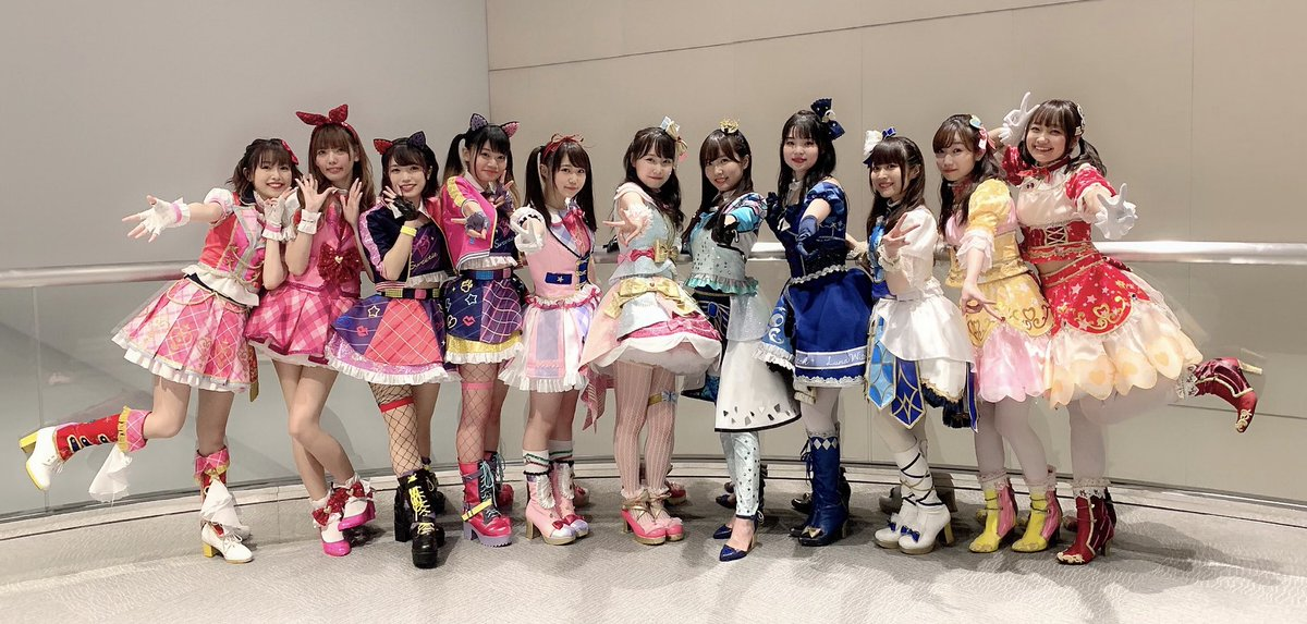 「BEST FRIENDS!スペシャルLIVE~Thanks⇄OK~」無事終了致しました✨新衣装や初めて披露する曲などたくさんあり最高で最強なライブでした❣️新シリーズの発表もありました!これからもアイカツ!シリーズをよろしくお願いします!アイカーーーツ!! #アイカツオンパレード  #aikatsu #aikatsufriends