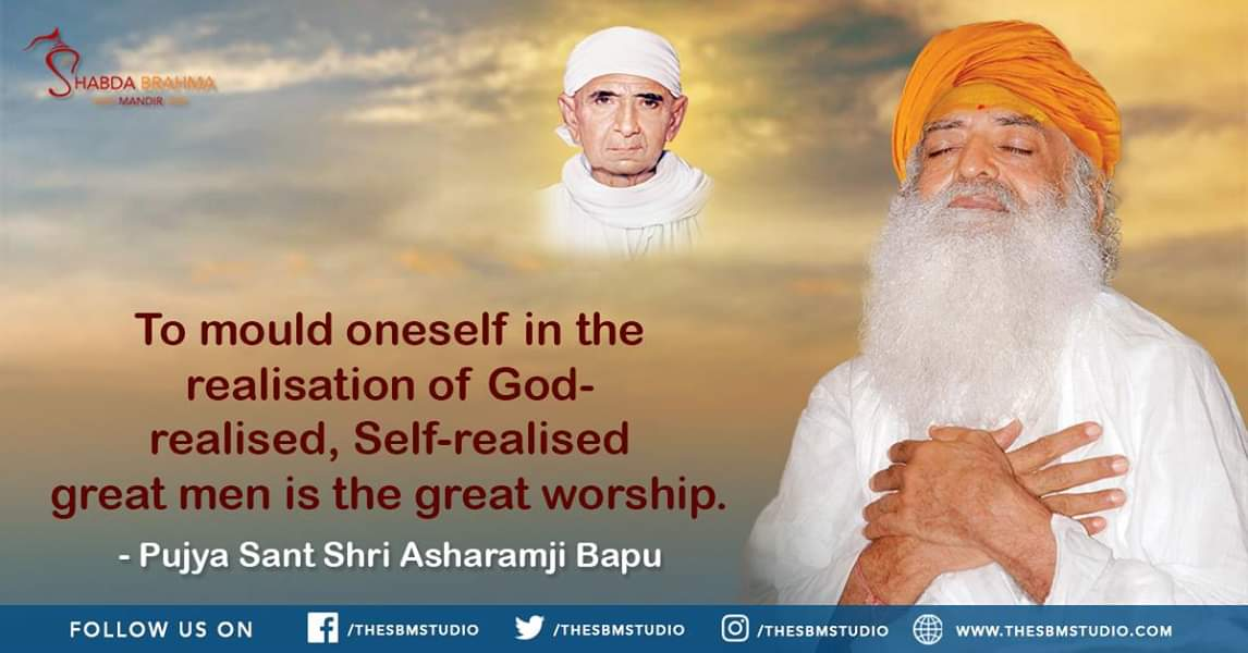 @Louis_Tomlinson Everyone wants to live a happy & peaceful life. This is possible only by following self-realized saints like Sant Shri Asaram Bapu Ji. https://t.co/tAGClCWPfH https://t.co/CDNPu40iYq