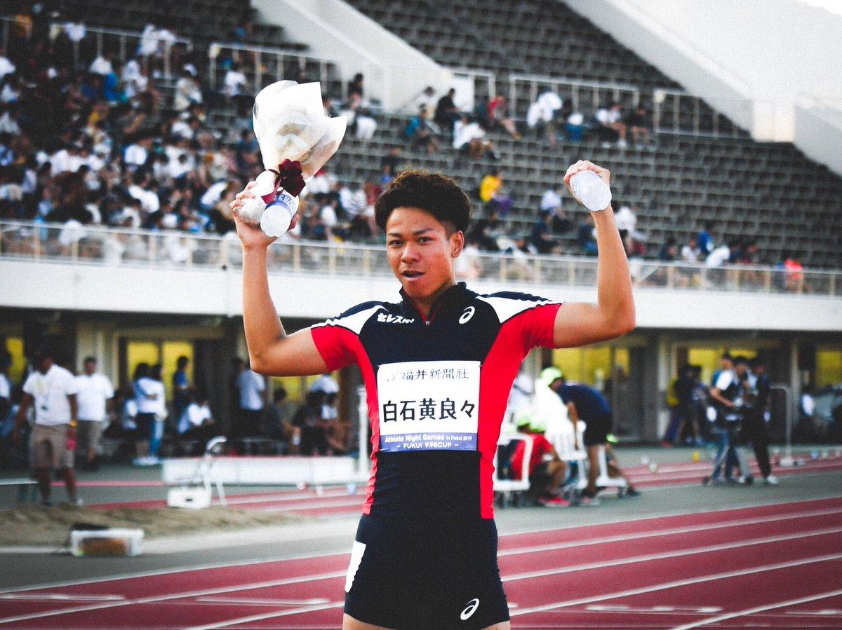 200m20秒27で世界陸上標準突破できました!会場の雰囲気、沢山の応援のおかげです🙏とても楽しい試合でした☺️ありがとうございました!次に向けてまた頑張ります!