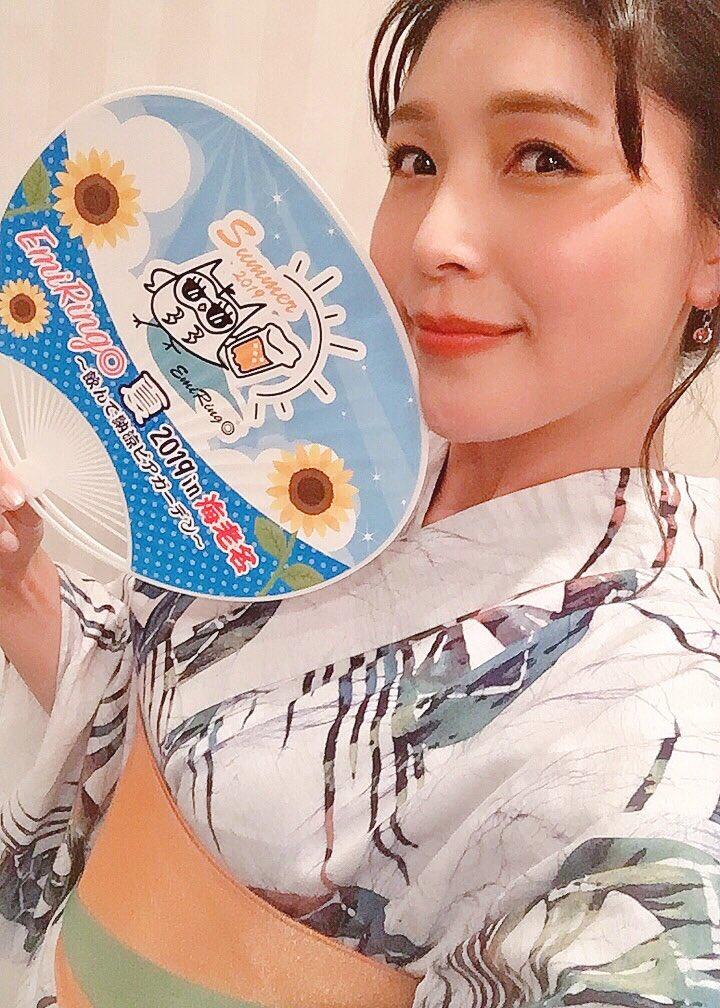 「EmiRing◎夏2019 in 海老名~飲んで納涼ビアガーデン~」楽しくほろ酔いました🍻一緒に優勝してくれて、ありがとうございました💗#33zuku海老名