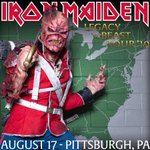 Image for the Tweet beginning: Show day in Pittsburgh Tickets: