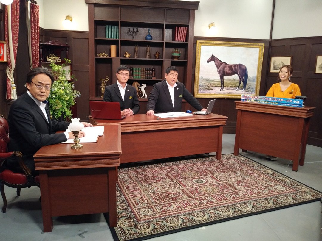 【8月17日】KEIBAコンシェルジュ 生放送 ー アメブロを更新しました #守永真彩 #グリーンチャンネル https://t.co/uYKogfwwfU