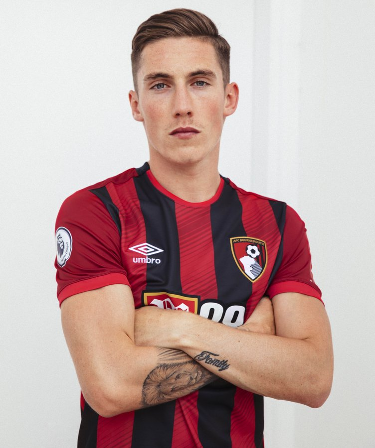 Harry Wilson has scored a Premier League goal with his first-ever shot on target in the competition. Off the mark for @afcbournemouth...o f course it was from outside of the box.