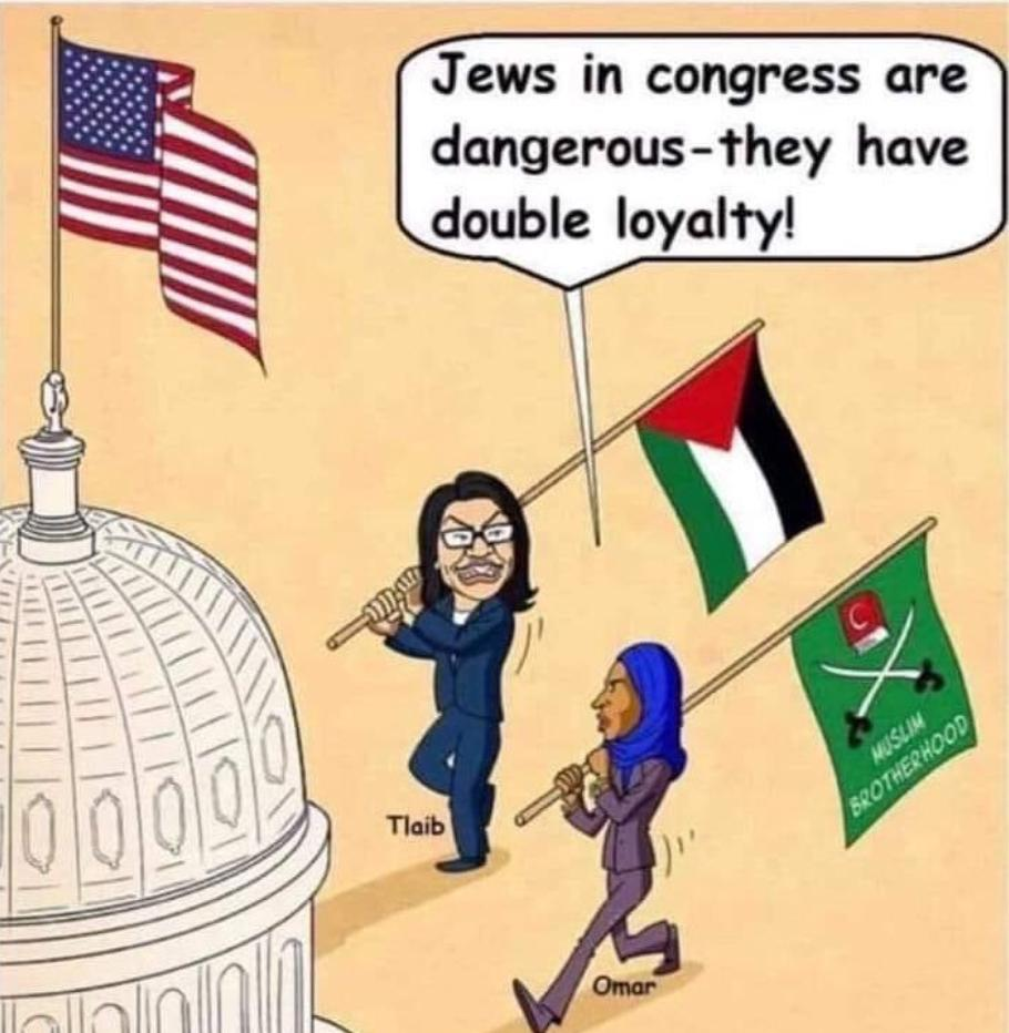 """More signs on the #Corbynization of the Dem. party as lawmakers led by Eliot Engel and Nita Lowey exploring ways to censor Israel for exercising it sovereign right to ban @Tlaib and @IlhanMN, calling it a """"self-inflicted wound"""" on the U.S.-Israel alliance """"mcclatchydc.com/news/politics-…"""