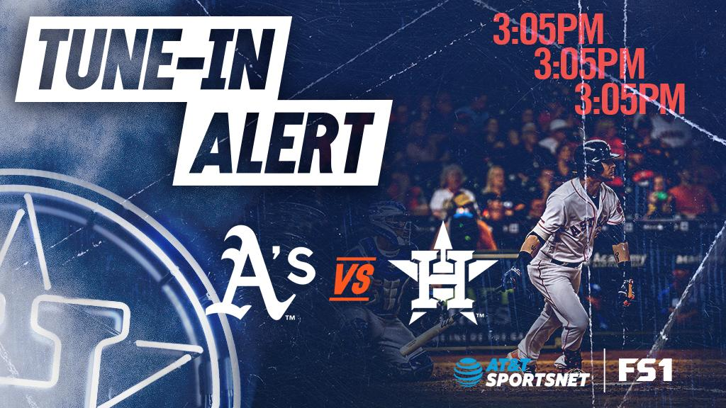 📺 tune in alert! 📺 Today's game will be broadcast on both @ATTSportsNetSW and @MLBONFOX.
