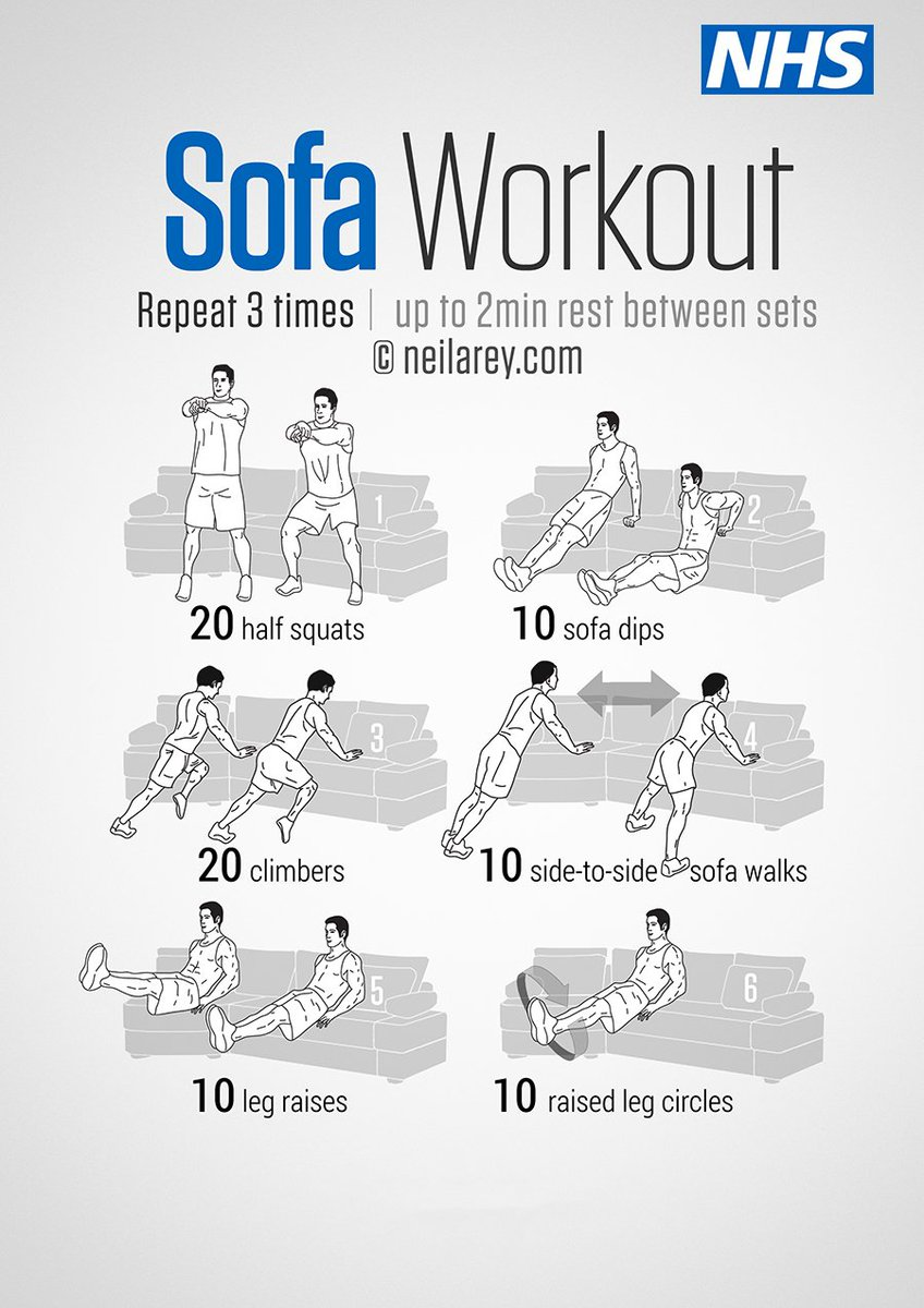 Put the fun back into fitness with these equipment-free workouts for all levels. Full list here: ow.ly/8rnB30kH5jv