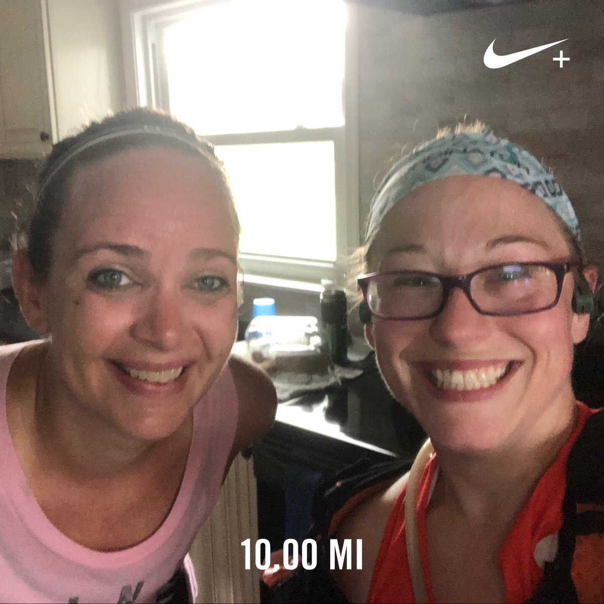 324/800 ~ 10 miles in SOUP with @jenntastic33 bright and early this morning at 6:30! I couldn't have done it without you! Thank you so much! #plowon #irun4shelby #irun4lucy #irun4johnya #irun4seb #irun4sarah #bamr #bibchat #bibravepro #oofos #orangemud #nuunambassador2019<br>http://pic.twitter.com/H5FNTtQDeO