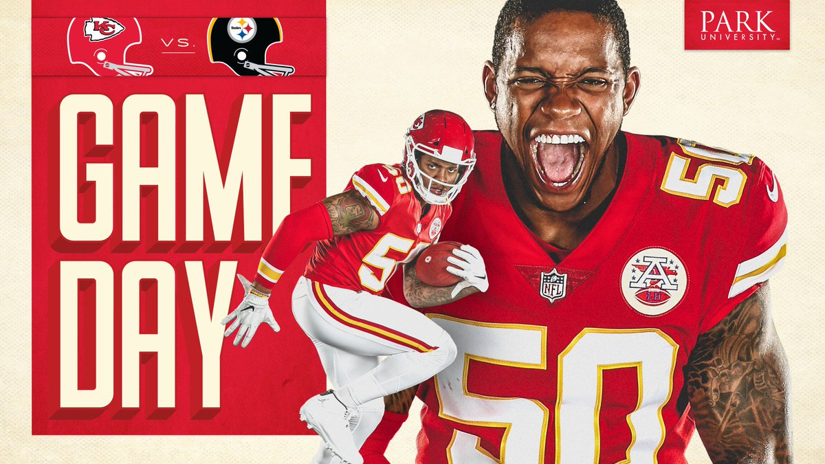 1% better today. #KCvsPIT