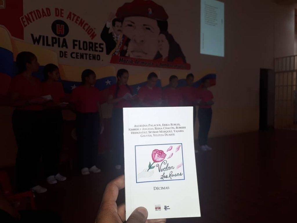 "Gabinete de Comunicación del Táchira enaltece la obra literaria ""Vuelan las Rosas"" ift.tt/2YTlzK1"