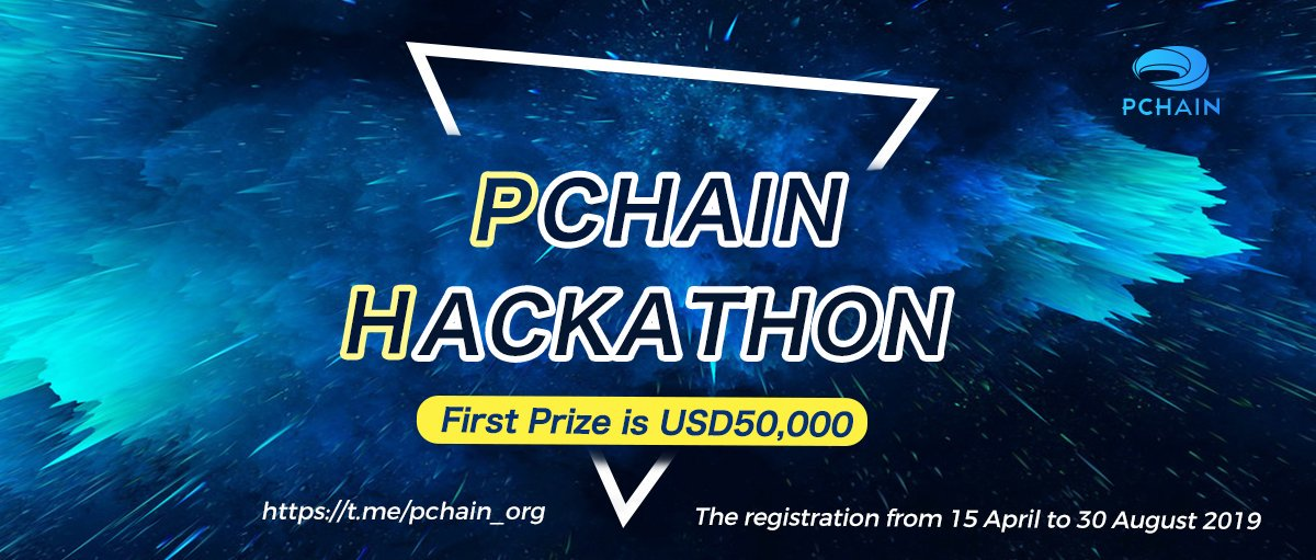 Tweet by @pchain_org