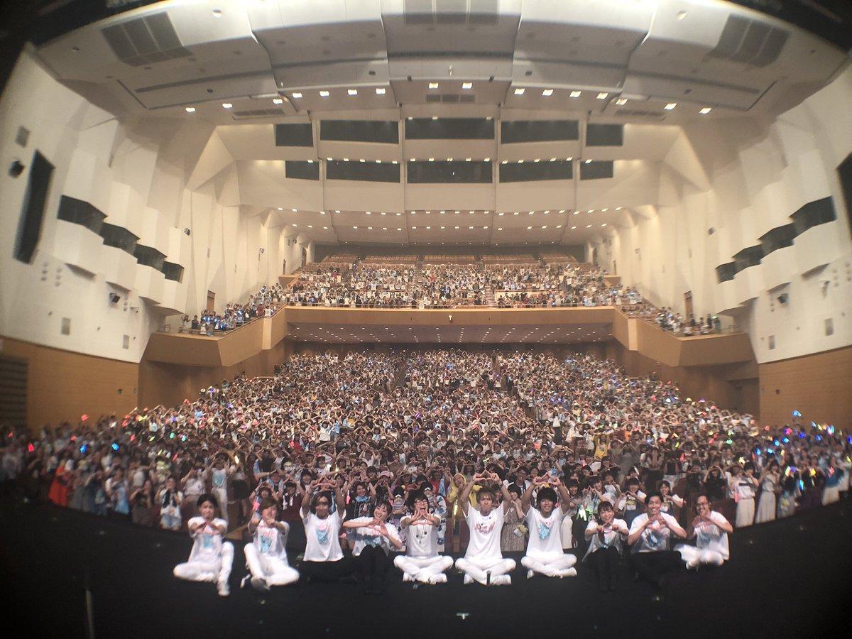 スカイピース、大阪公演2日目!!デマした通天閣!!コールアンドレスポンスも素敵でした!!打ち上げのスジポン、旨いっ!!