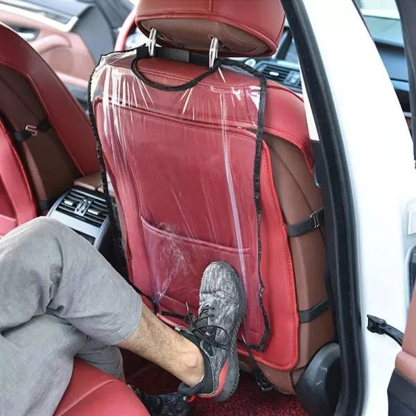 New Hot Cover For Children Kick Mat Mud Clean Car Seat Back Protector