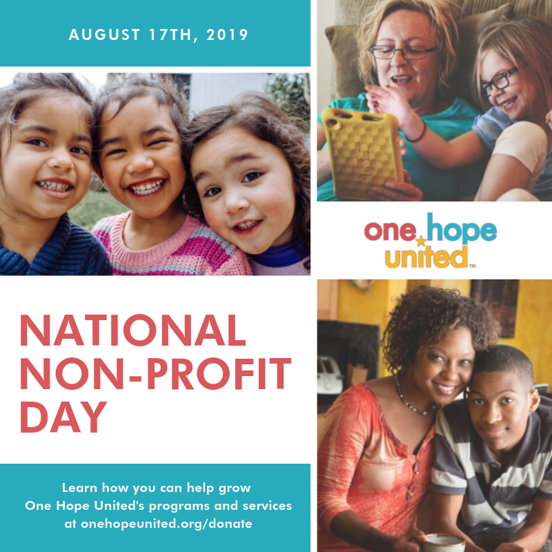 test Twitter Media - Today is #NationalNonProfitDay! We are celebrating all of the #donors and #volunteers that have supported and served our communities since 1895.  Help us make a difference in a child's life today https://t.co/VEojSRDTsU  #LifeWithoutLimits #RaisingHealthyKids #LovingOurYouth https://t.co/CstjEwsQdY