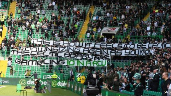 RT @AM1872x: Turns oot a defeat to Cluj is all it takes to get rid of the Fenian Army 🤷🏻♂️😂 https://t.co/z2hAZRW9xa