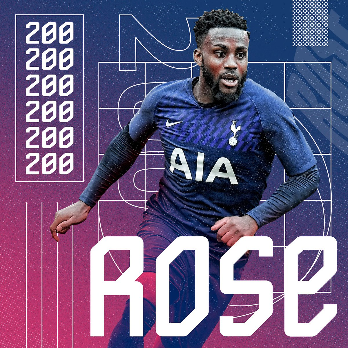 @SpursOfficial's photo on Danny Rose