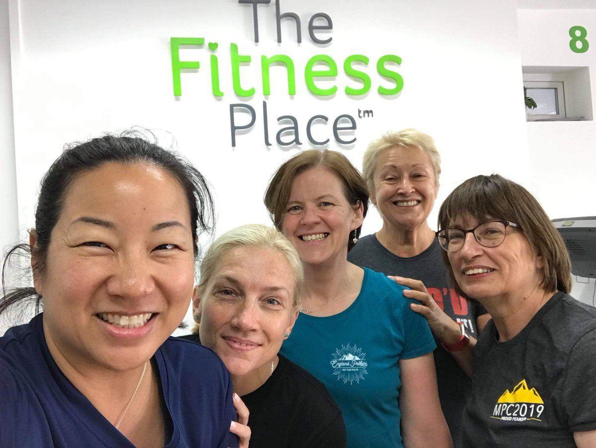 Look at all these happy, smiley #englandpeaker faces! Working out and going strong!   #workouts  #mypeakchallenge  #FitnessGoals #livebetter #healthy  @MyPeakChallenge<br>http://pic.twitter.com/uWIRE1ikaR