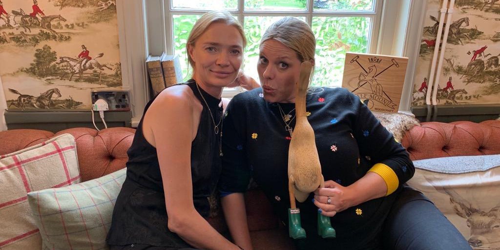 This season some very exciting guests, already filmed…who next? #Watchthisspace #teamprice @Jodiekidd @HorseAndCountry