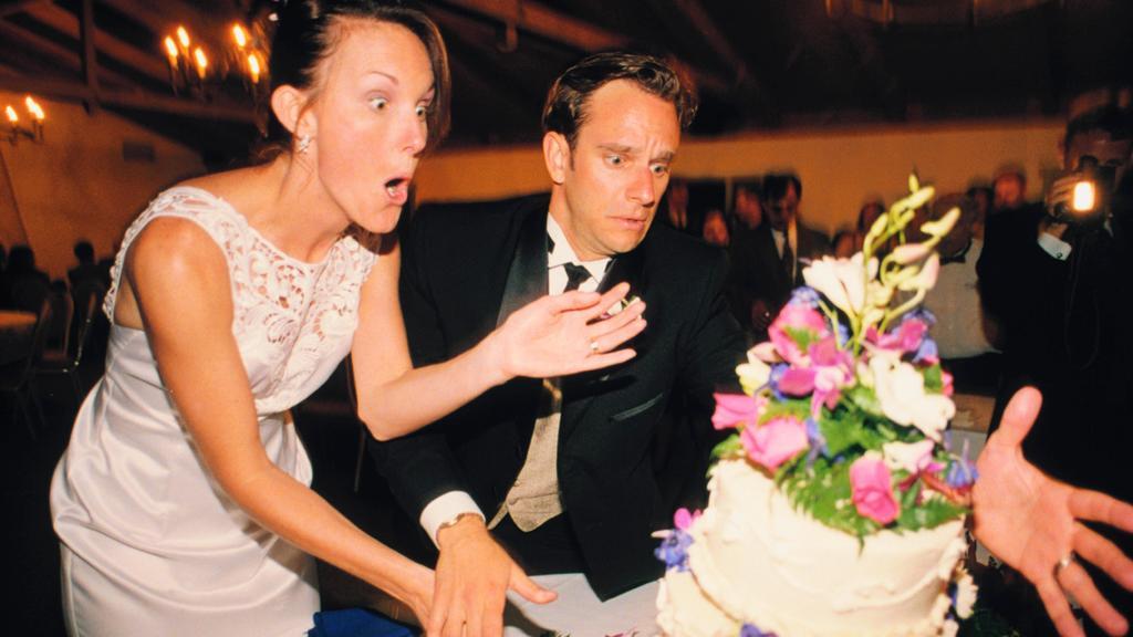Bidoni di nozze: disavventure alla veneta, e sopra...
