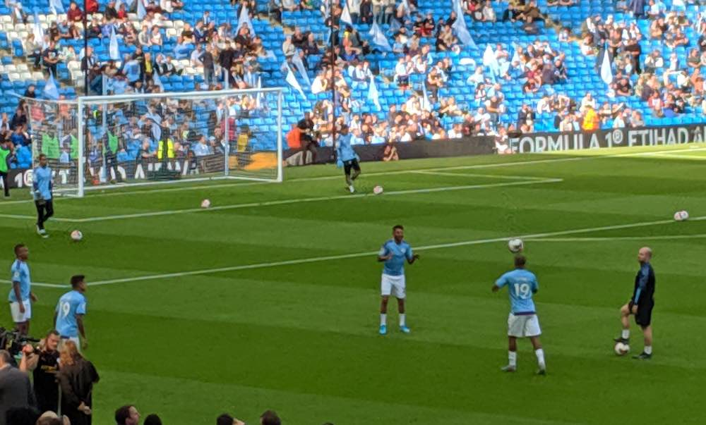 James Nalton On Twitter Man City Players Wearing Leroy
