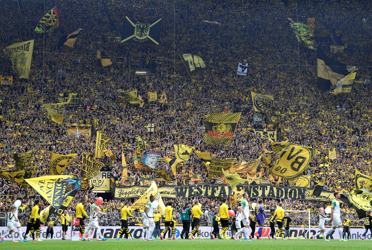 "Spor Arena #EvdeKalTürkiye on Twitter: ""Borussia Dortmund, Signal ..."