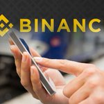 Image for the Tweet beginning: Binance está disponible nuevamente en