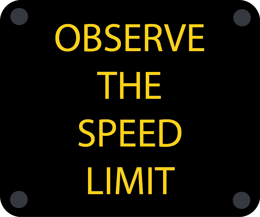 test Twitter Media - Better late than never!  It's only minutes so keep within speed limits 👍  #DontSpeed & #StaySafe 🚘 https://t.co/pyqaxFomhj
