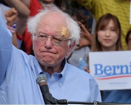 Bernie the fool. A guy that never had a job till after 40, never accomplished anything before or since and thinks he can make something work that hasnt worked anytime, anywhere in the history in the world. Yea.. what could go wrong with that plan for America?