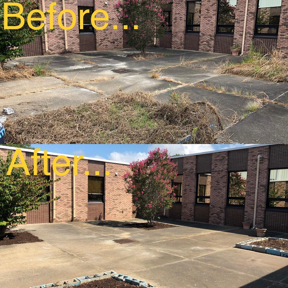Wow!! This looks amazing!!! Just needed a little TLC!!  Thank you again!!! #iamnewsomepark #Nnpsproud<br>http://pic.twitter.com/iqCgwyGWLB