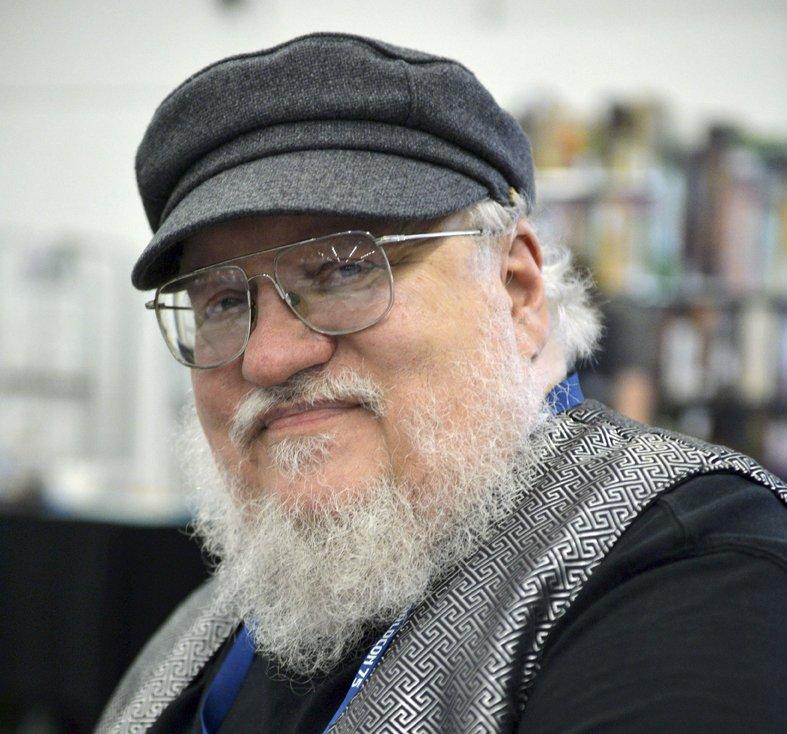 'Game Of Thrones' Creator George Martin Claims TV Endings Won't Influence New Novels  https:// deadline.com/2019/08/george -rr-martin-tv-ending-wont-change-new-novels-1202670572/?utm_source=dlvr.it&utm_medium=twitter  … <br>http://pic.twitter.com/REn2lDi8fq