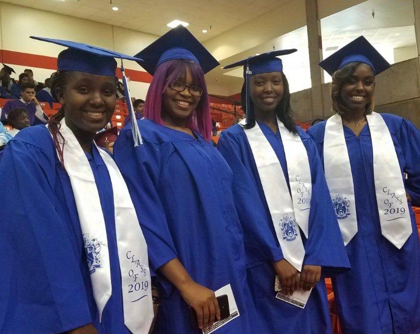 Congratulations to our Summer graduates!