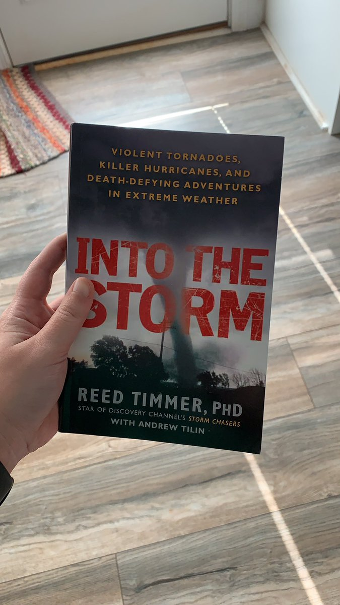 Into the Storm 2 will be from Gizmo's perspective! Gizmo's Guide to Storm Chasing