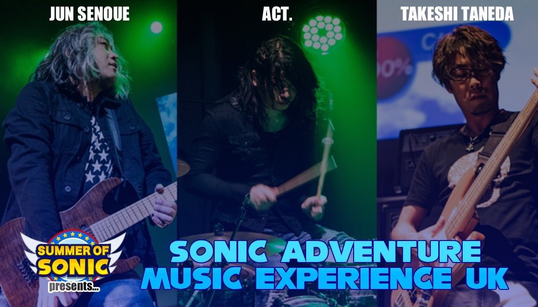 Summer of Sonic (@summerofsonic) | Twitter