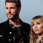 "Image for the Tweet beginning: Liam Hemsworth sobre Miley: ""No"