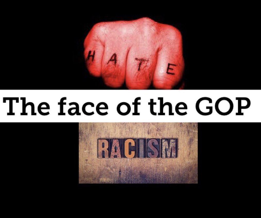 Thanks to #RacistPresident <br>http://pic.twitter.com/c6PN989hPM