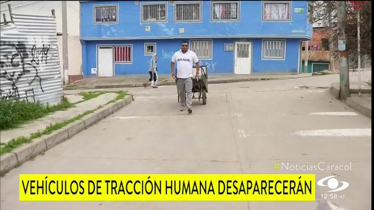 Distrito anuncia plan para reemplazar vehículos de tracción humana por triciclos eléctricos - http://bit.ly/2j4PAyM