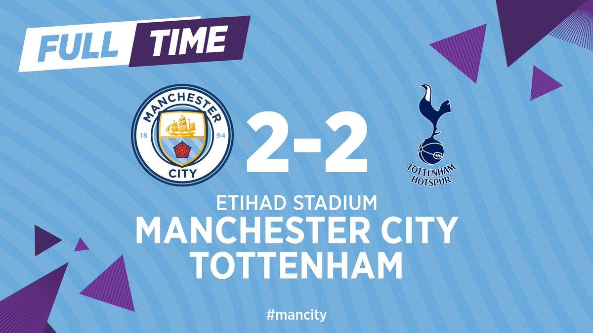 Man City-Tottenham