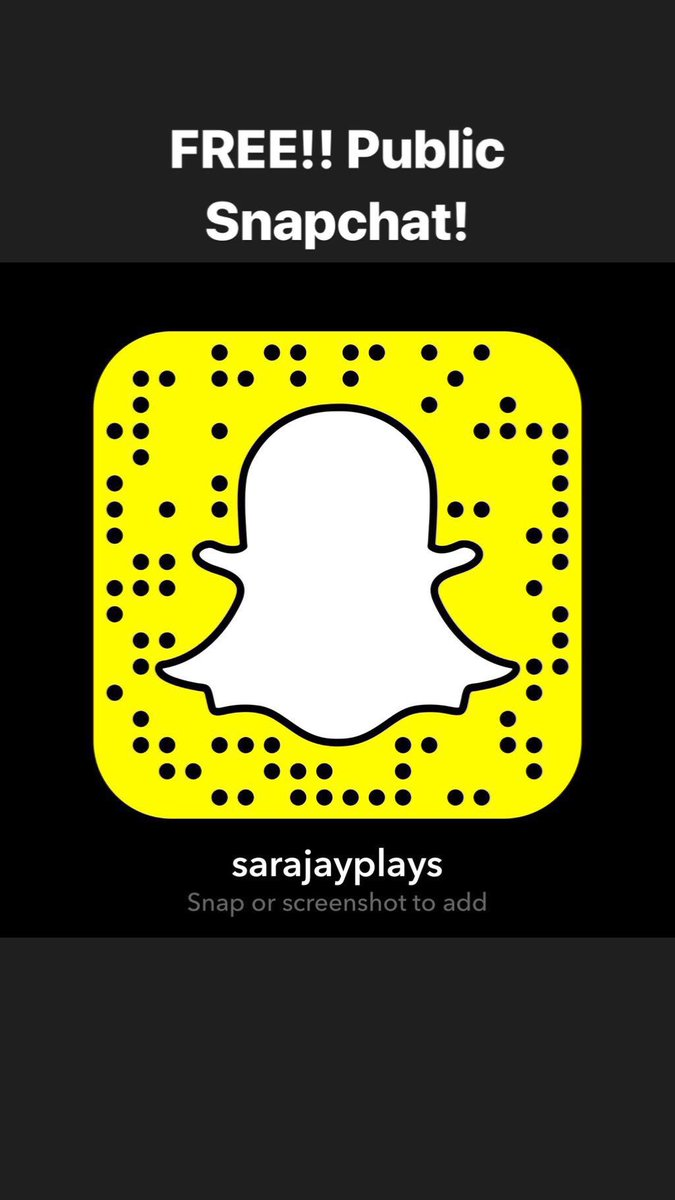 test Twitter Media - Check out my free #Snapchat: sarajayplays oor get my Premium Snap that's a lot juicier 👉 https://t.co/AaEQxDvxmF https://t.co/ok4jGQpPJb