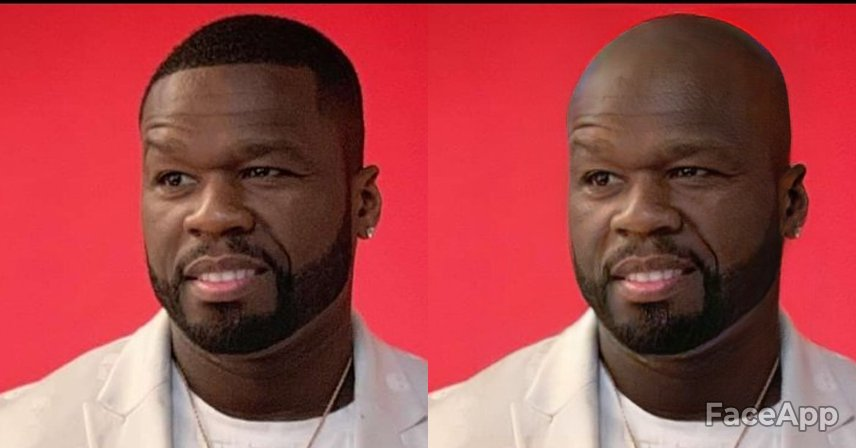 Every time 50 is cool #faceappchallenge #50cent <br>http://pic.twitter.com/ngYTE9K6VK